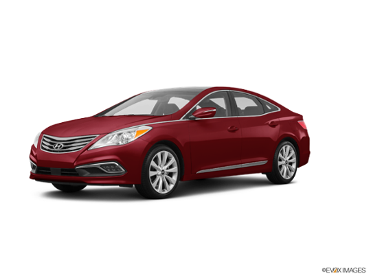 2016 Hyundai Azera in Venetian Red Pearl