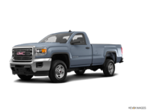 2016 Sierra 2500HD Regular Cab Long Box 4-Wheel Drive