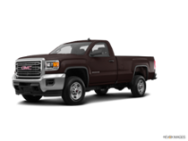 2016 Sierra 2500HD Regular Cab Long Box 2-Wheel Drive