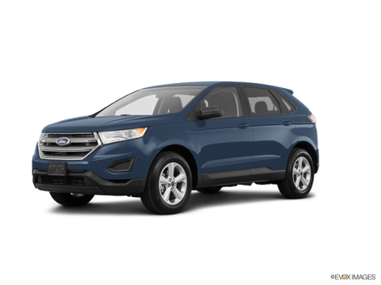 2016 Ford Edge in Too Good To Be Blue Metallic