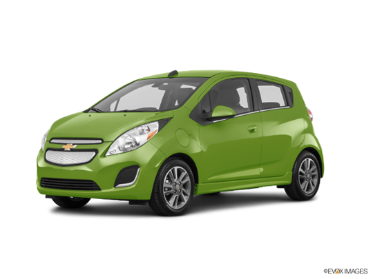 2016 Chevrolet Spark EV in Lime