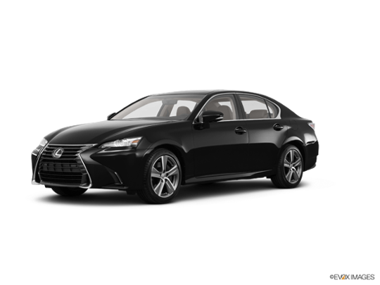 2016 Lexus GS Turbo in Obsidian