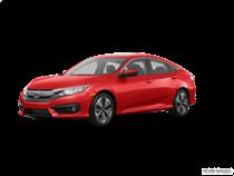 2016 Civic Sedan EX-L