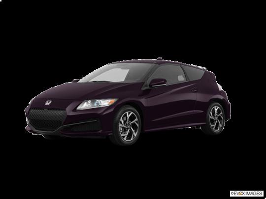 2016 Honda CR-Z in Deep Violet Pearl