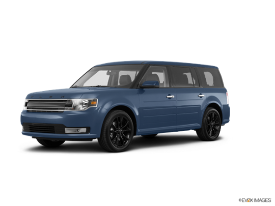 2016 Ford Flex in Too Good To Be Blue Metallic