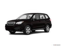 2017 Forester 2.5i Manual