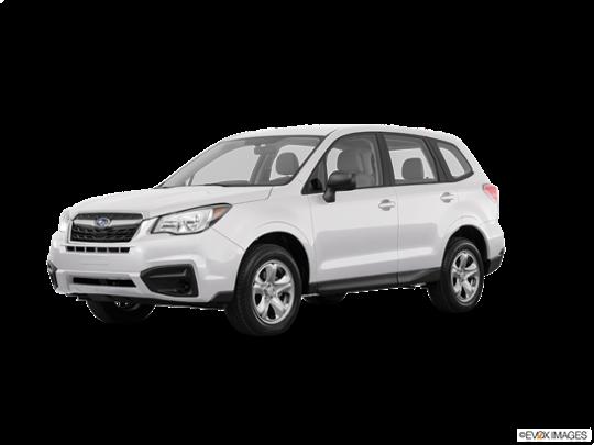 2017 Subaru Forester for sale in Dallas TX