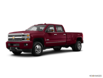 2016 Silverado 3500HD High Country