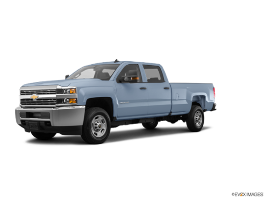 2016 Chevrolet Silverado 2500HD in Slate Grey Metallic