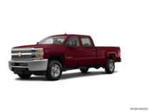 2016 Silverado 2500HD High Country