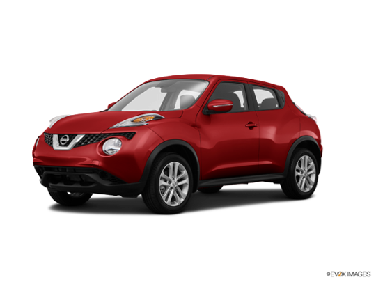 2016 Nissan JUKE in Cayenne Red
