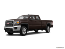 2016 Sierra 2500HD Double Cab Standard Box 4-Wheel Drive