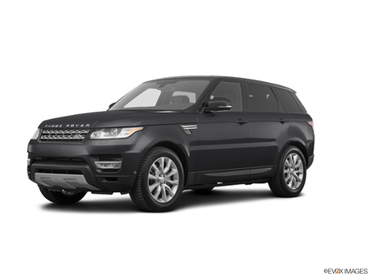 2016 Land Rover Range Rover Sport in Carpathian Gray
