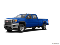 2016 Sierra 2500HD Crew Cab Standard Box 2-Wheel Drive