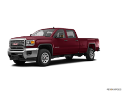 Crew Cab Standard Box 2-Wheel Drive