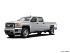 Crew Cab Standard Box 4-Wheel Drive