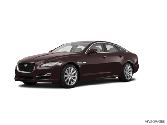 2016 Jaguar XJ in Aurora Red Metallic