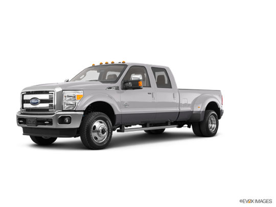 2016 Ford Super Duty F-350 DRW in Ingot Silver Metallic