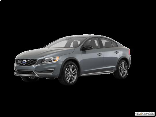 2016 Volvo S60 Cross Country in Osmium Grey Metallic