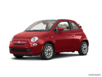 2016 FIAT 500c at Bergstrom Automotive