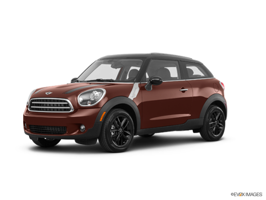 2016 MINI Cooper Paceman in Brilliant Copper Metallic