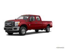 2016 Super Duty F-350 SRW King Ranch