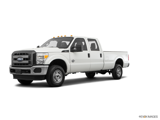 2016 Ford Super Duty F-350 SRW in Oxford White