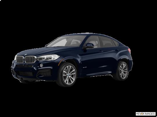 2016 BMW X6 M in Carbon Black Metallic