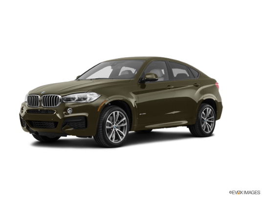 2016 BMW X6 xDrive50i in Dark Olive Metallic