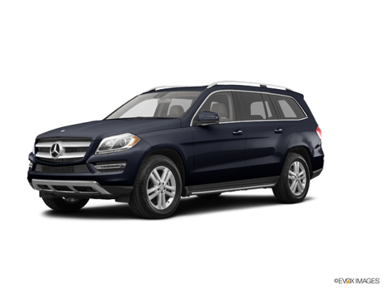 2016 Mercedes-Benz GL in Steel Gray Metallic