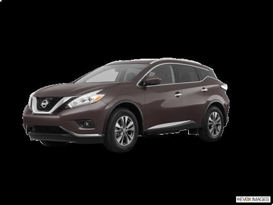 2016 Nissan Murano in Java Metallic