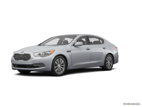 2016 Kia K900 in Bright Silver