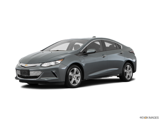 2017 Chevrolet Volt in Heather Gray Metallic
