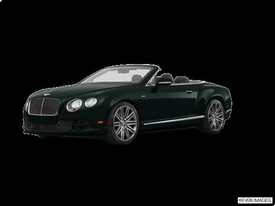 2016 Bentley Continental GT in Midnight Emerald Metallic