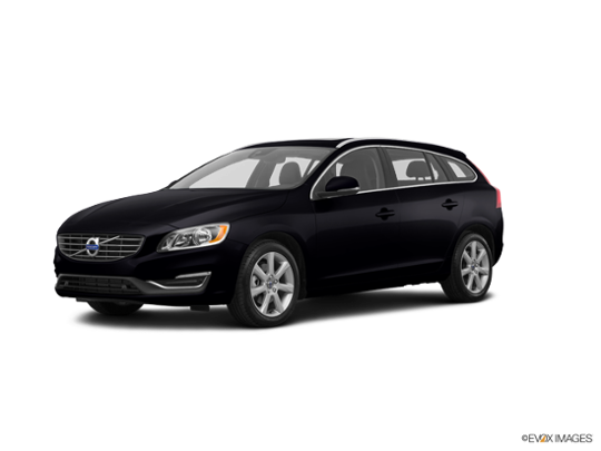 2016 Volvo V60 in Onyx Black Metallic
