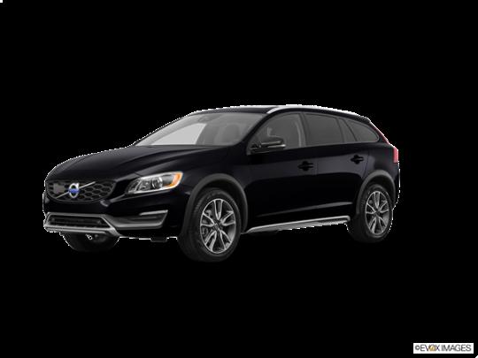 2016 Volvo V60 Cross Country in Onyx Black Metallic