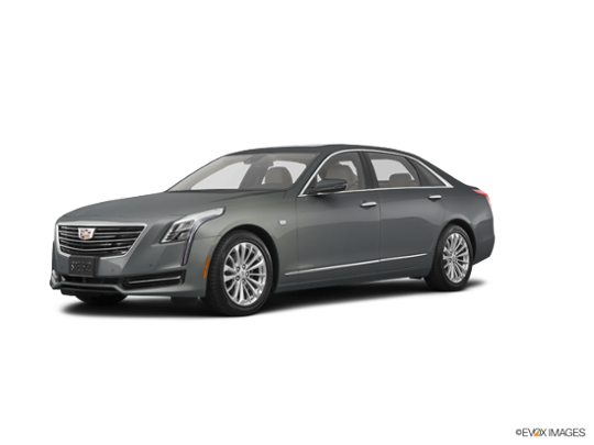2016 Cadillac CT6 Sedan in Moonstone Metallic