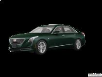 2016 CT6 Sedan Luxury RWD