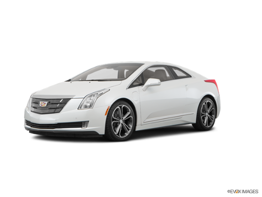 2016 Cadillac ELR in Crystal White Tricoat