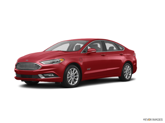 2017 Ford Fusion Energi in Ruby Red Metallic Tinted Clearcoat