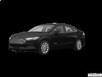 2017 Fusion Hybrid S
