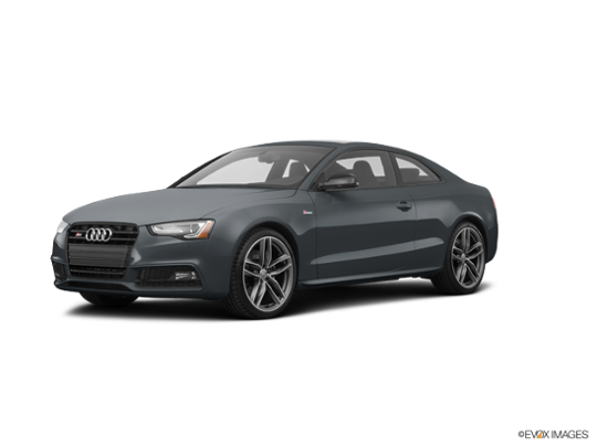 2016 Audi S5 in Daytona Gray Pearl Effect