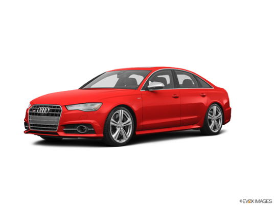 2016 Audi S6 in Misano Red Pearl Effect