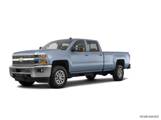 2016 Chevrolet Silverado 3500HD in Slate Grey Metallic
