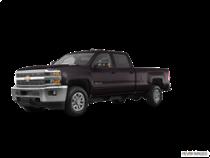 2016 Silverado 3500HD Work Truck