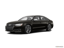 2016 Audi S8 at Phil Long Dealerships