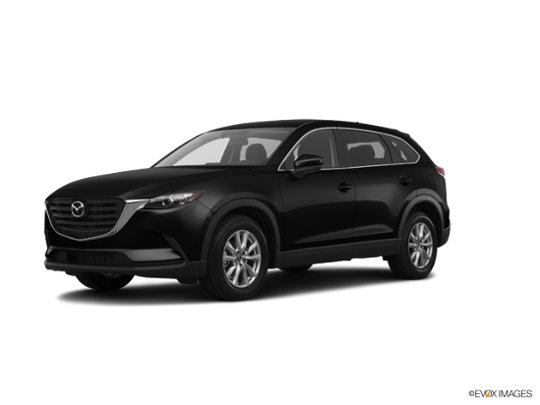 2016 Mazda CX-9 in Jet Black Mica