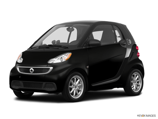 2016 Smart fortwo electric drive in Deep Black