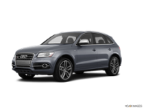 2016 Audi SQ5 at Bergstrom Automotive