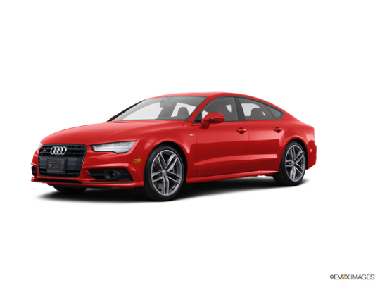 2016 Audi S7 in Misano Red Pearl Effect
